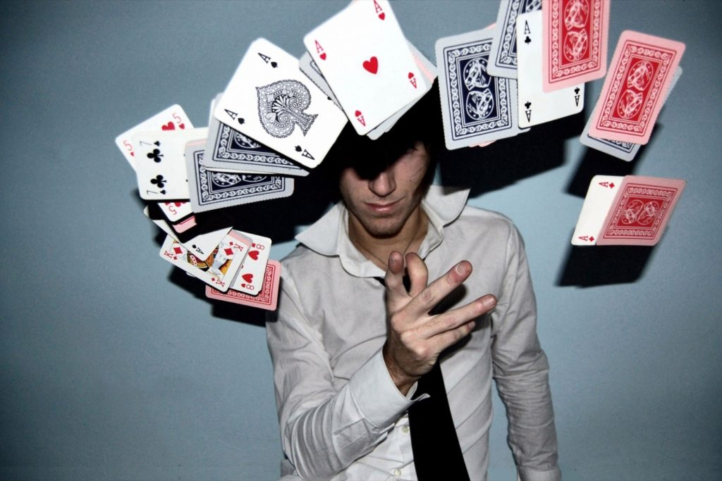 Rules of the online casino game are very simple