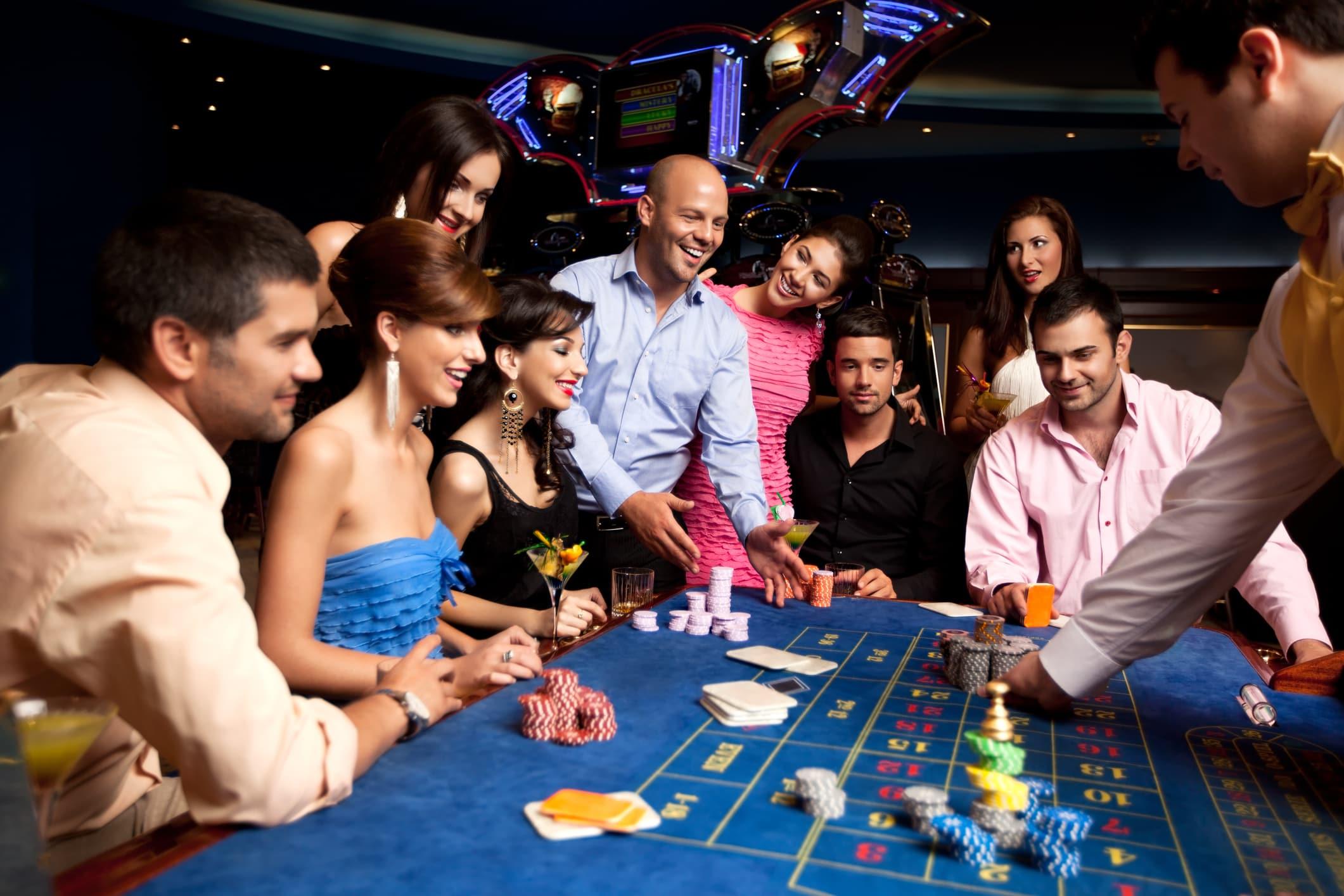 Gaming in Gambling