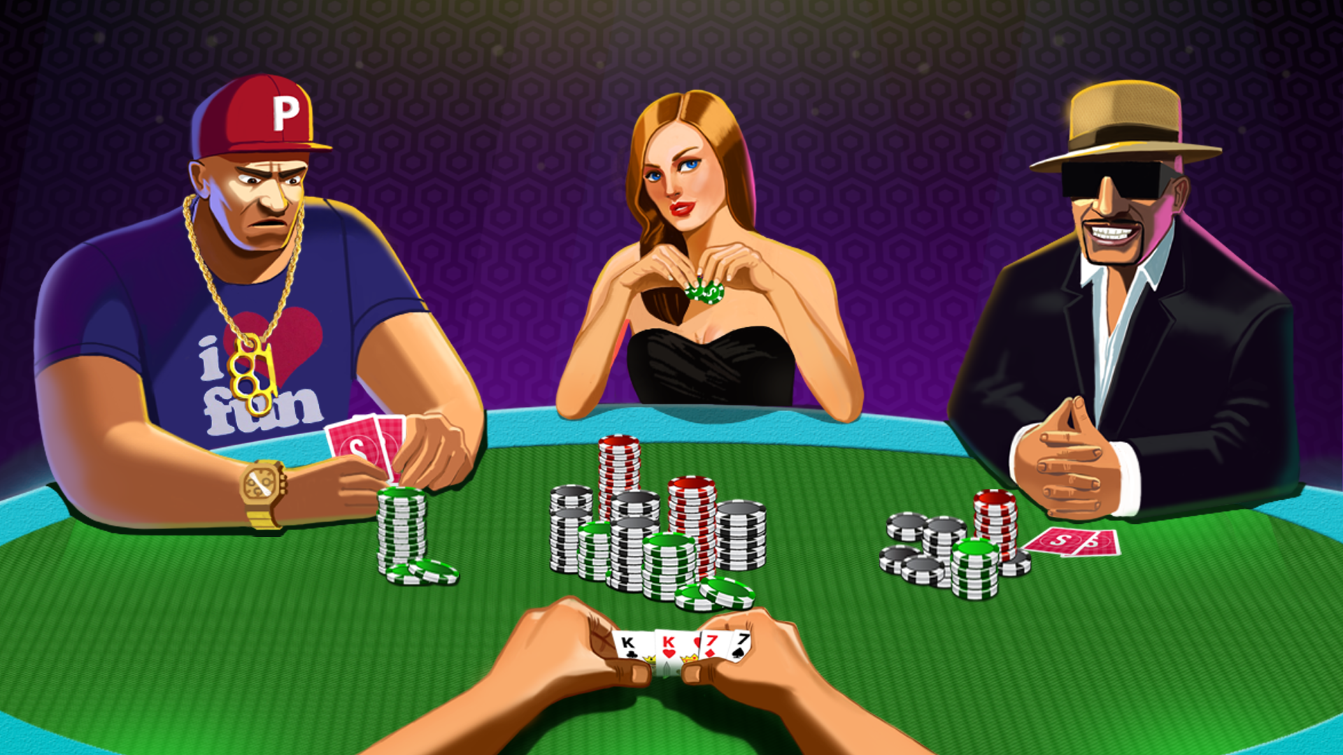 Poker bluffing is one of the most important skills you should know