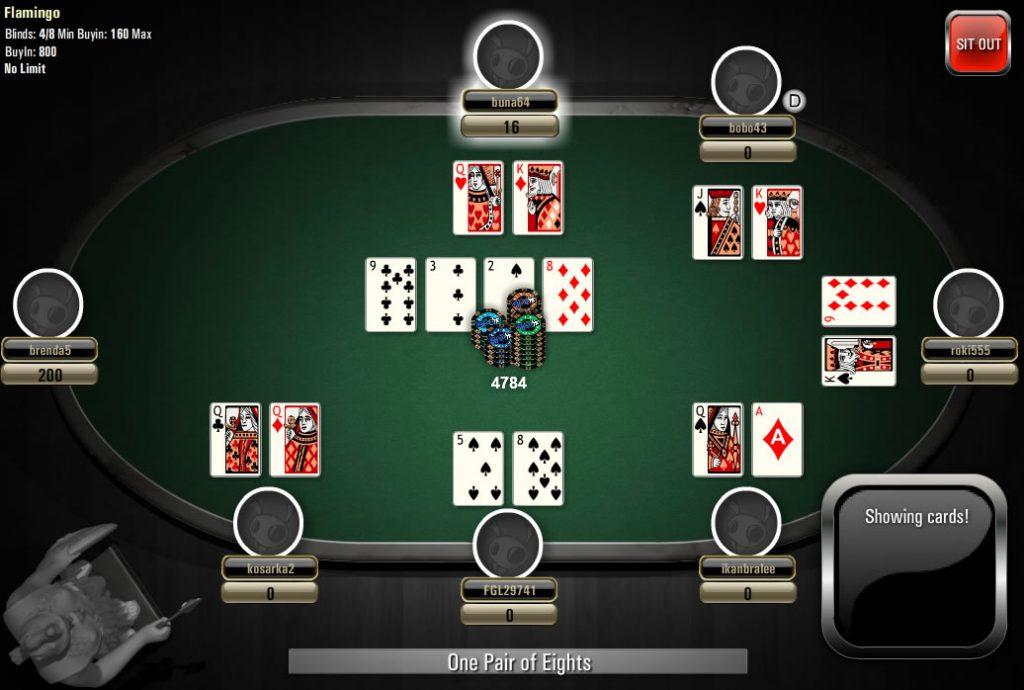 gambling for hours